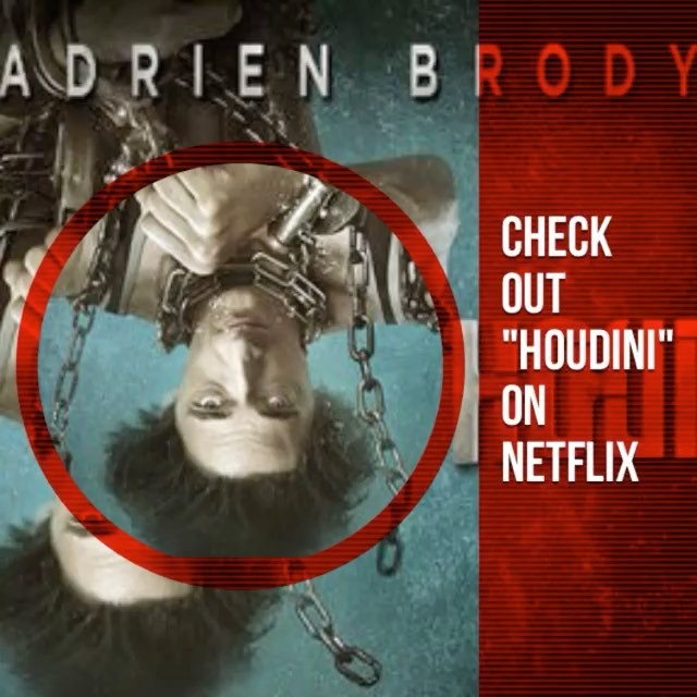 Netflix and chill, Halloween movie recommendation for national magic week!! #magic #azmagician #jordontaylormagic #houdini