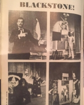 Photos from Harry Blackstone Jrs 1980 show on Broadway 🎭 #magic  #azmagician